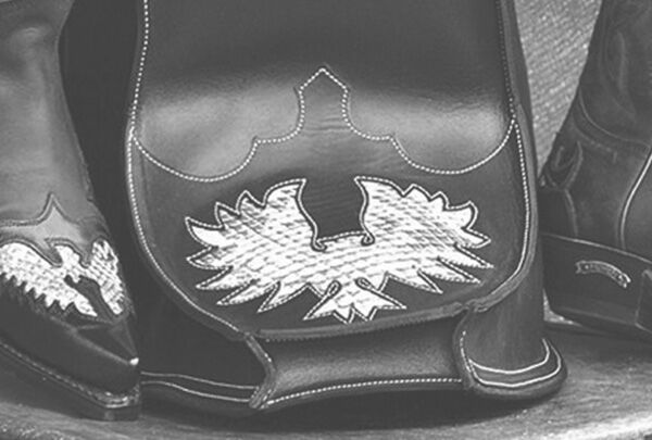 Csizma szállító táska