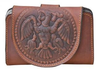 Phone pouch belt, the reverse Rakamaz turul